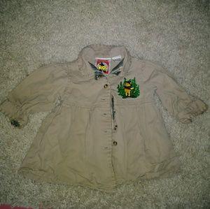 Winnie the Pooh Explorer coat